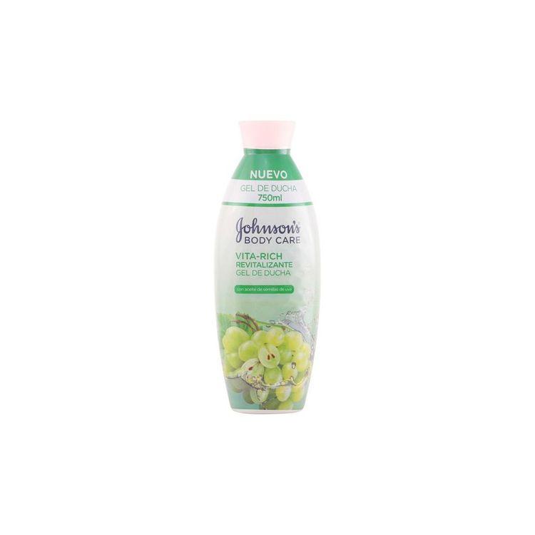 Johnson's Vita Rich Revitalising Grape Shower Gel 750 Ml