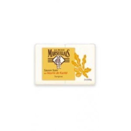 Le Petit Marseillais Shea Butter Solid Soap Beurre de Karite French Savon Solide 200 grams