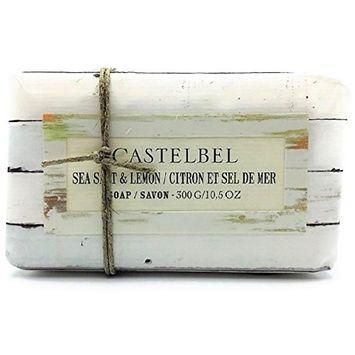 Castelbel Sea Salt & Lemon Soap Bar [Sea Salt & Lemon]