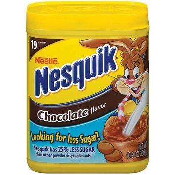 Nesquik Chocolate 16 oz. (12 Pack)