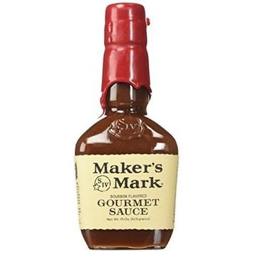 Maker's Mark Gourmet Sauce, 15 Ounce