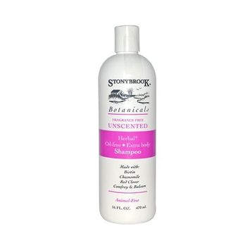 Stonybrook Botanicals Unscented Herbal Conditioner, Oil Free - 16 oz (pack of 1)