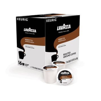 Lavazza Perfetto Keurig K-Cups - 16ct