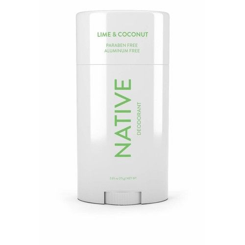 Native Deodorant - Natural Deodorant Made without Aluminum & Parabens - Coconut & Lime