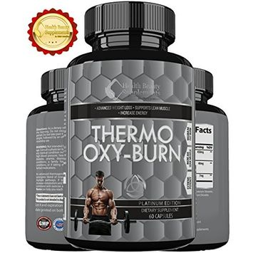   Death Wish Supplements Thermo   Thermogenic & Lipogenic Blend   Stimulant Free Fat Burner   Termogenic Fat Burners for Men   Women   Raspberry Ketones   Green Tea Extract  60 Extreme Oxy Burn Caps: Health & Personal Care