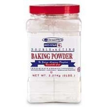 Red Star Double Acting High Volume Baking Powder - 5 Lb