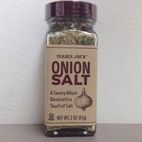 Trader Joe's Onion Salt