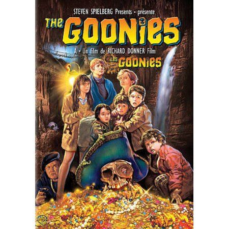 THE GOONIES [DVD] [CANADIAN; FRENCH]