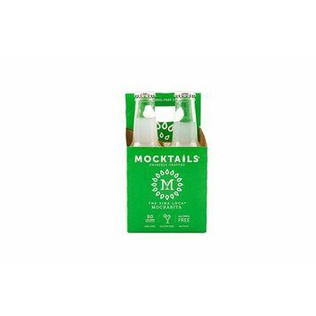 Mocktails Uniquely Crafted Alcohol Free Vida Loca Mockarita, 6.8 Fluid Ounce (Pack of 4)