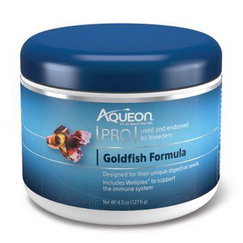Aqueon Pro Foods Goldfish Formula 4.5 oz