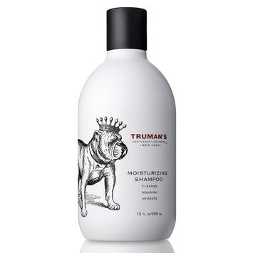 Truman's Gentlemen's Groomers - Men's Shampoo - Peppermint Scent - High Quality Long Lasting Shampoo Just for Him 12oz