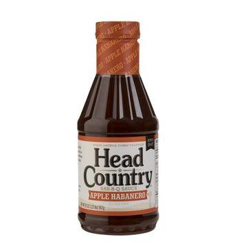 Head Country Apple Habanero BBQ Sauce