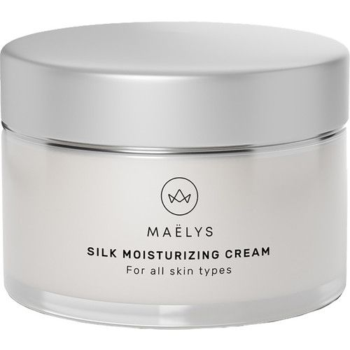Maely's Cosmetics Online Only Silk Enriched Face Cream