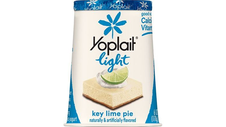 Yoplait® Light Gluten Free Yogurt Single Serve Cup Key Lime Pie 6 oz