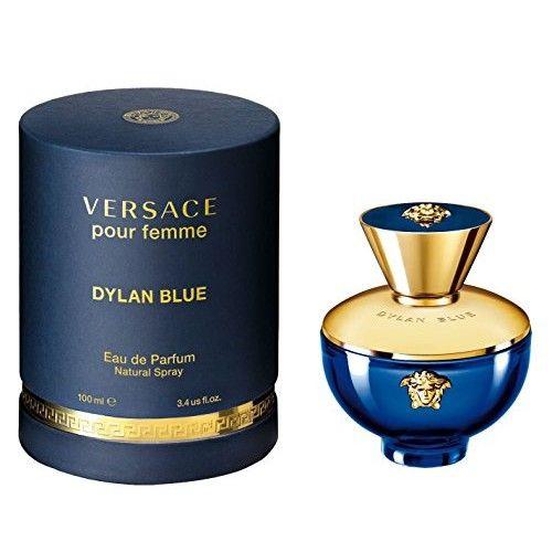 Versace Versace Dylan Blue Pour Femme 3.4 Oz Eau De Parfum Spray, 3.4 Oz