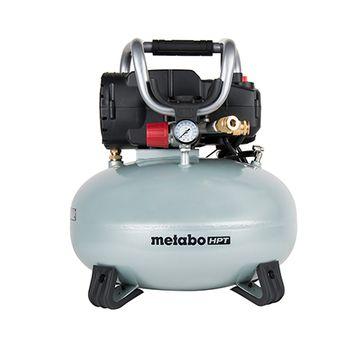EC710S Portable 6-Gallon Oil-Free Pancake Compressor Metabo HPT