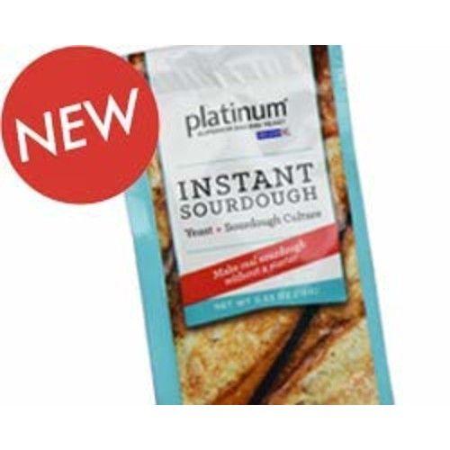 Platinum Instant Sourdough Yeast - 1 packet