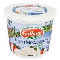 Galbani Fresh Mozzarella Pearl 4g, 3 Pound -- 2 per case.