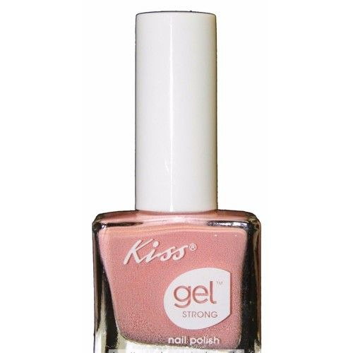 Kiss Gel Strong Nail Polish Hint To You (DTGNP04)