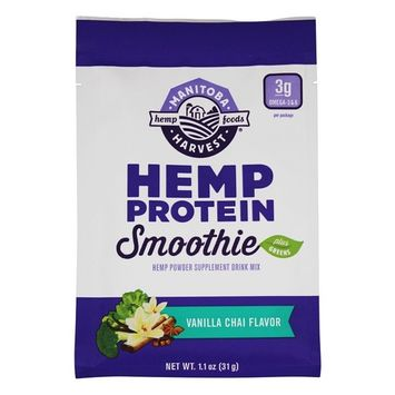 Hemp Protein Smoothie Vanilla Chai - 1.1 oz.