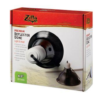 Zilla Premium Reflector Domes 8.5 Inches