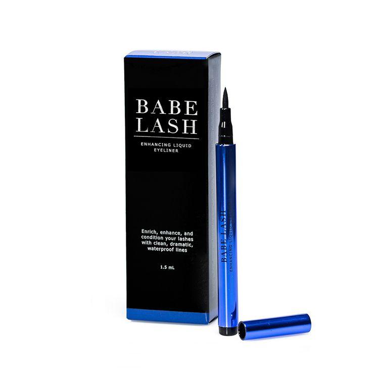 Babe Lash Enhancing Liquid Eyeliner