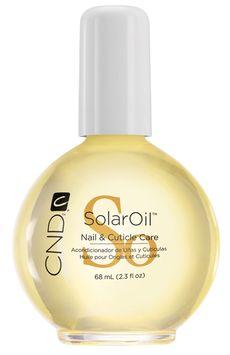 Cnd Solaroil 0.5 Oz
