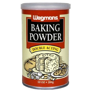 Wegmans Baking Powder, Double Acting 10 oz.