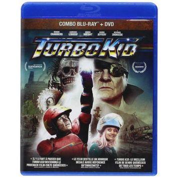 Alliance Entertainment Llc Turbo Kid (blu-ray Disc)