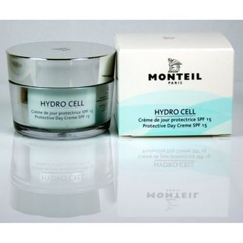 Monteil Paris Hydro Cell 1.7 oz Protective Day Creme with SPF 15