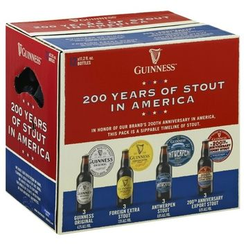 Guinness Brewers Collection 12/11 B