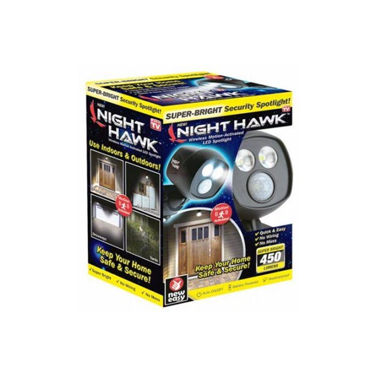 As Seen On Tv Night Hawk Wireless Home Safety Lighting