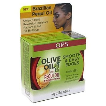 ORS Olive Oil with Pequi Oil Edge Control Gel 2.25 oz. by leebeauty.com