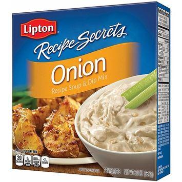 Lipton® Recipe Secrets Onion Recipe Soup & Dip Mix