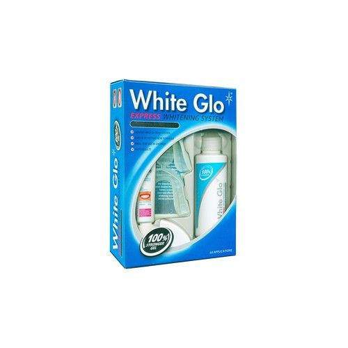 White Glo Express Dental Whitening Kit