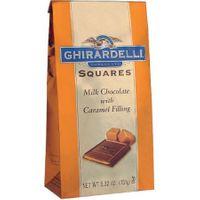 Ghirardelli Chocolate Squares, Milk Caramel