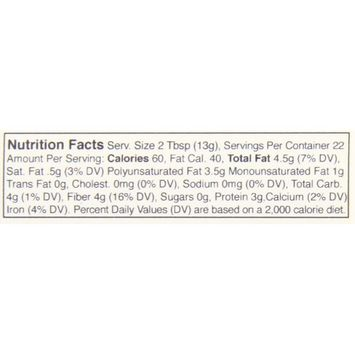 Esutras Organics Flax Seed Meal, Brown, 10 Ounce