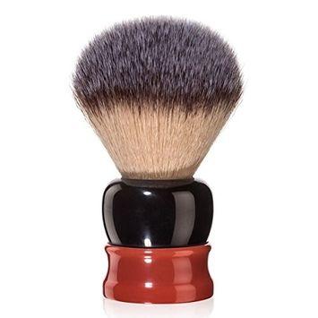 Fine Accoutrements Stout Shaving Brush - Orange & Brown