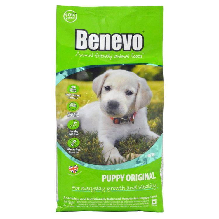 Benevo Original Complete Puppy Food - Dry - 2kg Bag