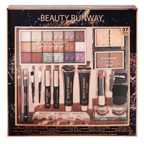 Beauty Runway Eye Perfection 37 Piece Cosmetic Set