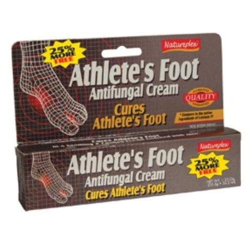 Natureplex Athlete's Foot Antifungal Cream 1.25 Oz Case Pack 24
