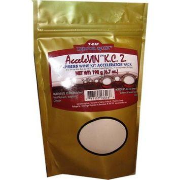 Liquor Quik AcceleVIN K.C. 2. Wine Kit Accelerator Pack