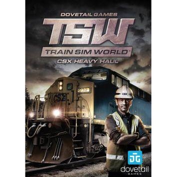 Dovetail Games Train Sim World: CSX Heavy Haul (PC)(Digital Download)