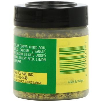 Spice Trend Lemon and Pepper, 1.3-Ounce (Pack of 6)