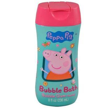 Peppa Pig Bubble Gum Scented Bubble Bath