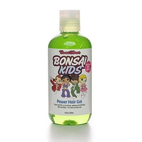 Bonsai Kids Hair Care Power Hair Gel, 8.5 Ounce