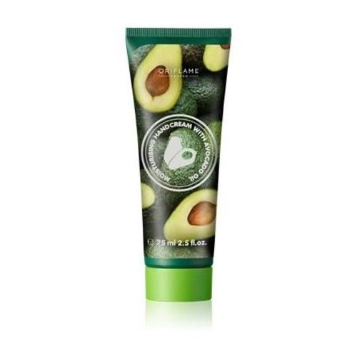 Oriflame Moisturizing Hand Cream W/Avocado Oil