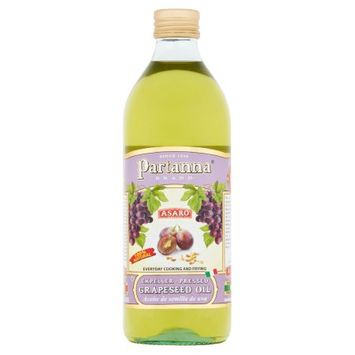 Partanna Expeller Pressed Grapeseed Oil, 33.8 fl oz