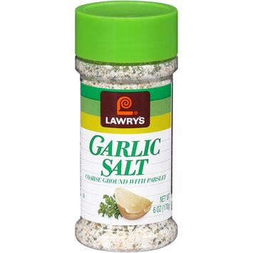 Lawry's Garlic Salt Coarse Ground With Parlsey