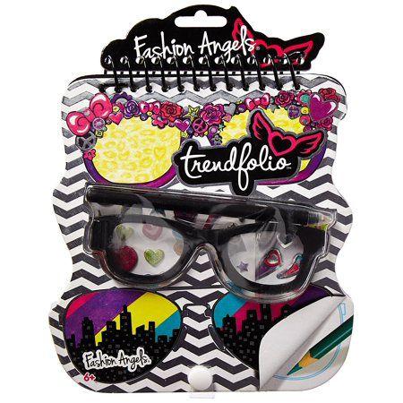 Fashion Angels Eye Glasses Trendfolio and Pen Set